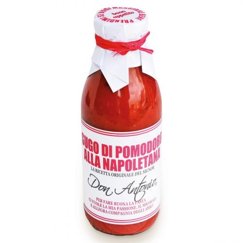 Tomatensaus met cherrytomaten 'Don Antonio'