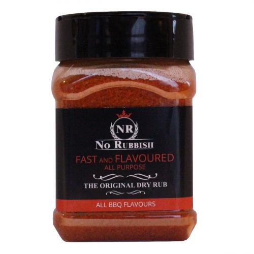 Fast and Flavoured all purpose No Rubbish