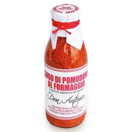 Tomatensaus met kaas 'Don Antonio'