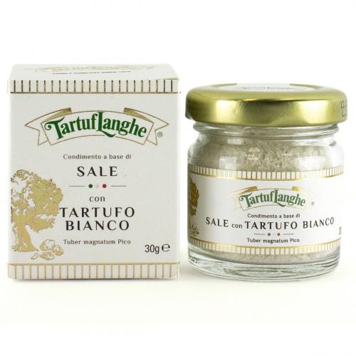 Zeezout met witte truffel Tartuflanghe