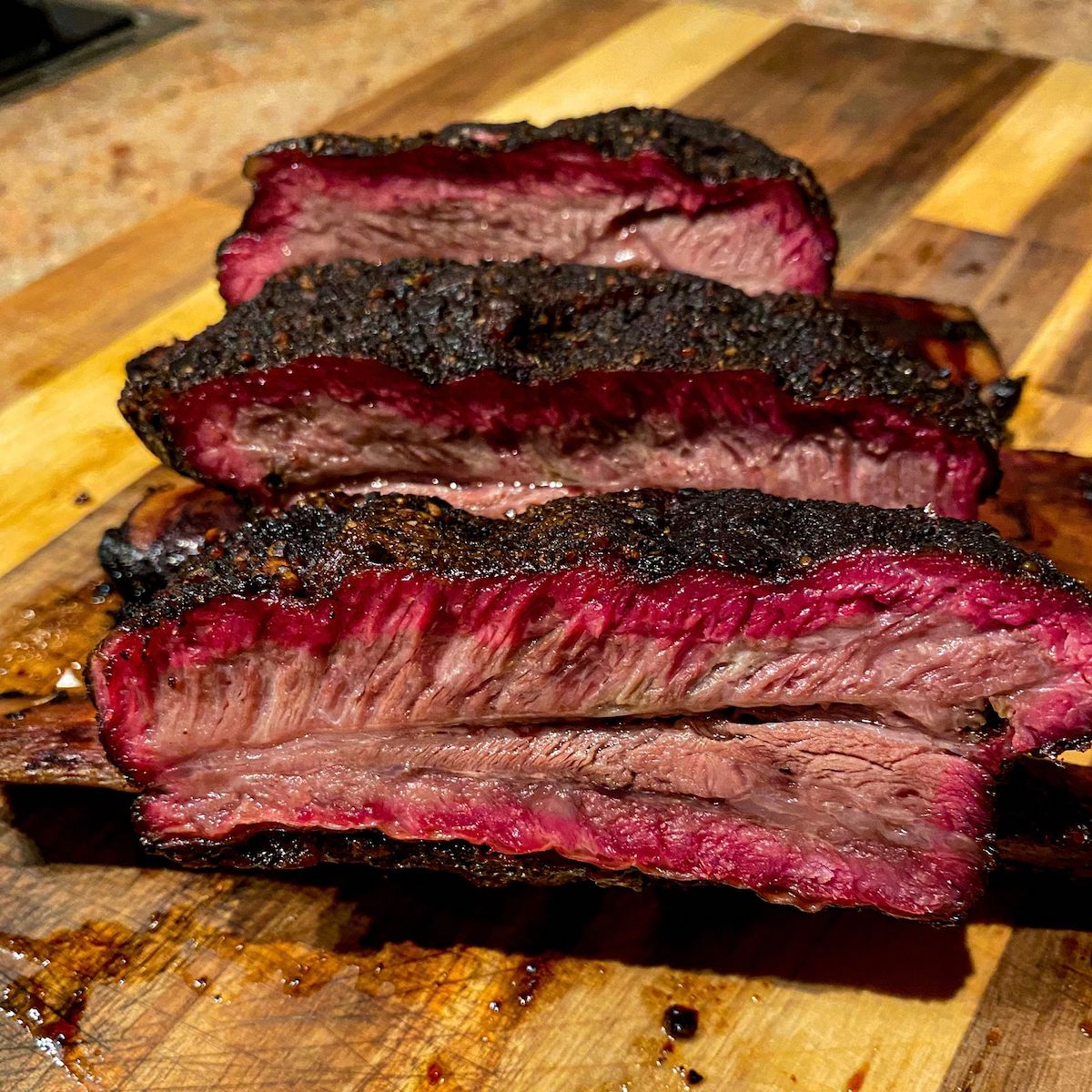 Short ribs Texas Style